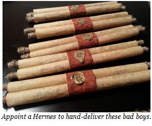 hermes scroll turn up