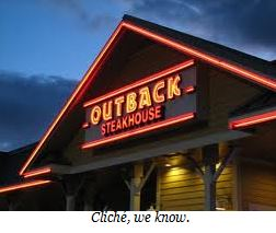 outback turn up